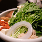 129523446 - 食べ比べランチ 5000円 の野菜