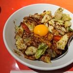 剛龍飯店 - 回鍋肉丼