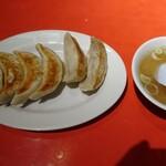 剛龍飯店 - 餃子