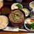 羽根屋 - 料理写真:三色割子そばの定食
