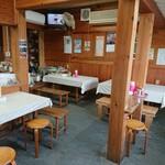 宮川製麺所 - 内観