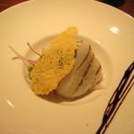 THE GRILL - 前菜(アオリイカのグリル)