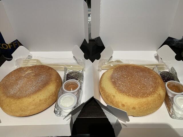 神保町 ホット ケーキ