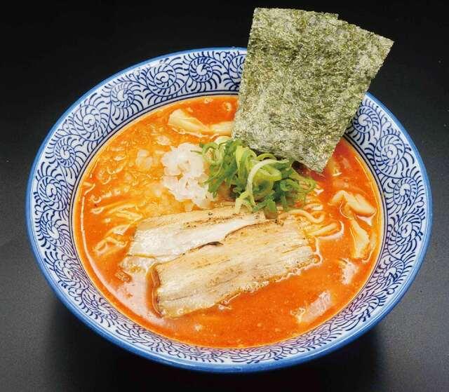煮干し中華そば 麺屋 銀星 井荻店の料理の写真
