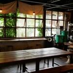 CLAMP COFFEE SARASA -