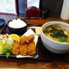 はるりん - 料理写真:カキフライセット。