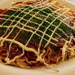 鉄板ダイニング 綺羅里 - 広島風お好み焼。<2012_05>