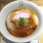 129544067 - 醤油らぁ麺_1,100円