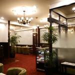 喫茶室ルノアール - 内観写真:禁煙席