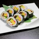寿司 和食 まえ田 - 特性太巻
