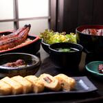 宇奈とと - 取扱いメニューは、店舗により異なります。一部メニューを除きお弁当、お持ち帰り可能です
