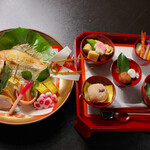 寿司 和食 まえ田 - お食い初め膳