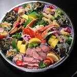 寿司 和食 まえ田 - 料理写真:上オードブル(5人前)