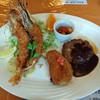 洋食舎けやき - 料理写真:Dランチ