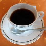 洋食舎けやき - コーヒー