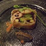 12955695 - 春野菜のパテ