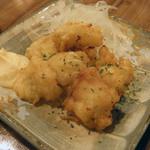 マゴコロ - タコのピクルス揚げ(430円)