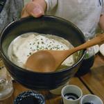 マゴコロ - 名物(?)タルタル丼