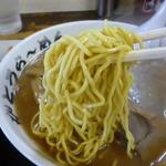 かとうらーめん - 麺は当然加藤ラーメンです