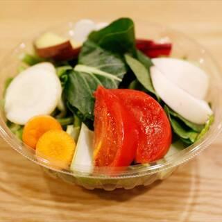 【テイクアウトOK】安心安全の新鮮よこはま野菜が350g!!