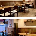 キッチン櫻庭 - 内観写真:今は営業時間変更になってると思うから お間違いなく‼︎