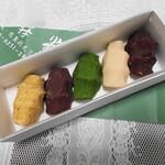 菊壽堂義信 - 高麗餅(750円)