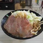 麺家 歩輝勇 - 料理写真:G戦上の歩輝勇 950円