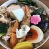 明日香 - 料理写真:鮭わっぱ飯(800円)