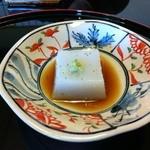 和 吉野 - 蓮豆腐