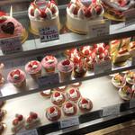 カフェ ドゥ ジャルダン - 苺のケーキ軍団❤️