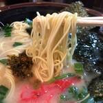 博多ラーメン 長浜や - 麺リフト