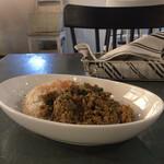 129572355 - 高野豆腐のキーマカレー