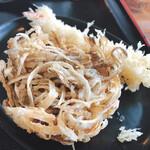 名波うどん - 料理写真: