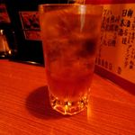 街屋 - ウーロンハイ(450円)