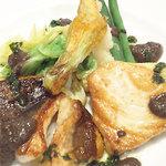 ブラッスリー・ヴィロン 渋谷店 - 本日のお魚料理。