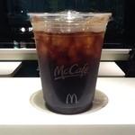 マクドナルド - 2012/05 プレミアムローストアイスコーヒー(S) 140円