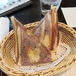 メフィストフェレス - 料理写真:「ポテト」と「玉子」