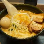 二代目 麺処 くるり - 料理写真:味玉みそらぁめん