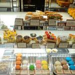 Rue Favart - ケーキは残り僅か・・