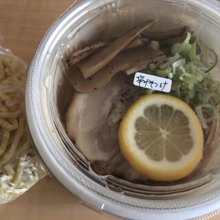 ら麺はちに - 料理写真: