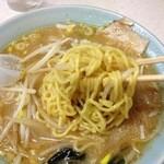 ラーメン芳蘭 - 味噌