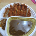 CoCo壱番屋 - 料理写真:今回は手仕込みチキンカツカレーを買ってみました。