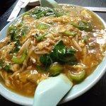 丸玉食堂 - 老麺(ローメン)2人前 ¥650X2