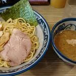 秋葉原つけ麺 油そば 楽 - シンプルなつけ麺