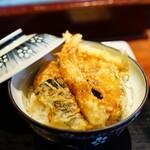 駄菓子屋 - 天丼 (¥660)