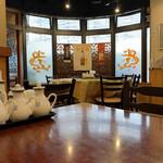 廣州酒家 - R2.4  店内風景