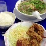 12960747 - カラアゲ定食 ¥980