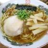 みつやの里 - 料理写真:中華そばしょうゆ味です☆ 2020-0422訪問