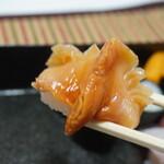 SUSHIYOSHI - 赤貝