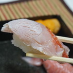 SUSHIYOSHI - 金目鯛
